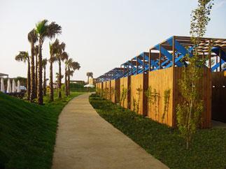 Oceana Beach, Damour