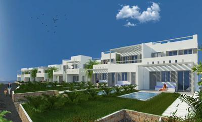 Naxos, Les Villas d'Anna