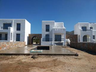 Naxos, Les Villas de Giorgos