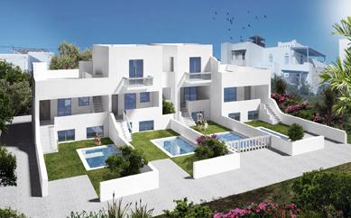 Naxos, Les Villas de Danielle